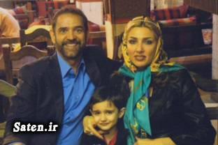 زندگی خصوصی فیروز کریمی +عکس همسر ،فرزندان و دامادش | ساتین