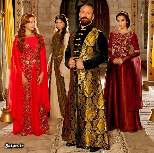 عکس حریم سلطان شو تی وی سریال ترکیه ای بیوگرافی امیر آقایی Show TV