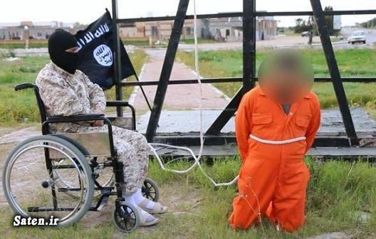 عکس داعش جنایات داعش جلاد داعش اخبار داعش