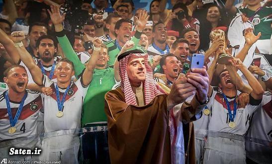 کاریکاتور عربستان عادل الجبیر شاهزاده عربستان اخبار عربستان