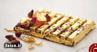گرانترین غذا قیمت طلا غذای لوکس