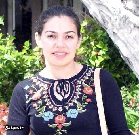 همسر حسین نیری بیوگرافی نوش آفرین رواقی بیوگرافی حسین نیری اخبار آمریکا Hossein Nayeri