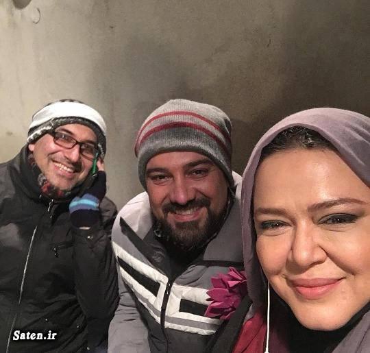 عکس جدید بازیگران سریال غیرعلنی سریال شبکه دو