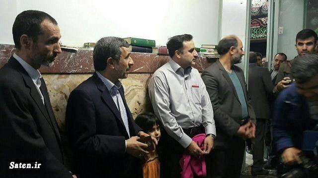 اینستاگرام احمدی نژاد اخبار احمدی نژاد آدرس احمدی نژاد