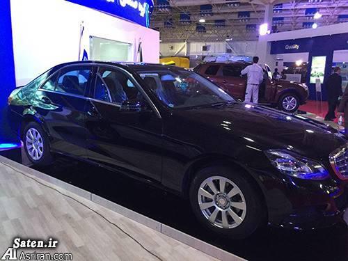 محصولات ایران خودرو قیمت بنز e200 اخبار ایران خودرو