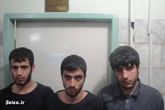 عکس زورگیری زورگیران تهران حوادث تهران باند زورگیری اخبار تهران