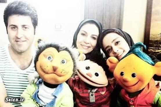 همسر نگار استخر همسر بازیگران عکس جدید بازیگران بیوگرافی نگار استخر