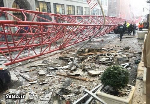 منهتن نیویورک زندگی در آمریکا حوادث واقعی اخبار آمریکا