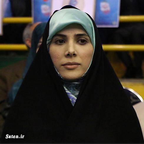 عکس سیده فاطمه حسینی