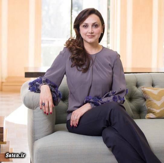 بیتا دریاباری ، همسر سابق یکی از ثروتمندترین مردان ایرانی