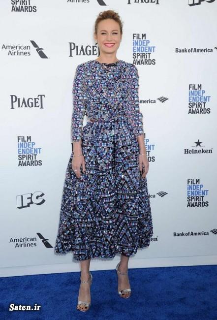 عکس جشنواره اسکار بیوگرافی بری لارسون برندگان اسکار oscar Brie Larson