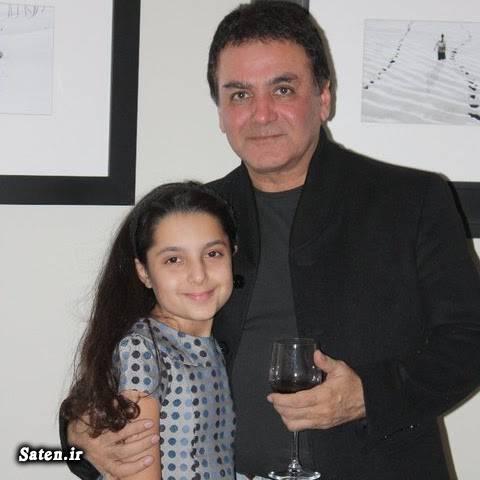 همسر فیروز نادری دانشمندان ایرانی بیوگرافی فیروز نادری ایرانیان آمریکا Firouz Naderi