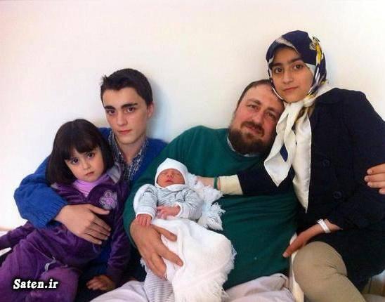 همسر سید حسن خمینی سیده فاطمه بجنوردی دختر حسن خمینی خانواده سید حسن خمینی پسر حسن خمینی