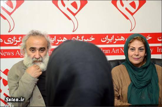 همسر مسعود جاهد همسر شیدا جاهد بیوگرافی شیدا جاهد بیماری هنرمندان