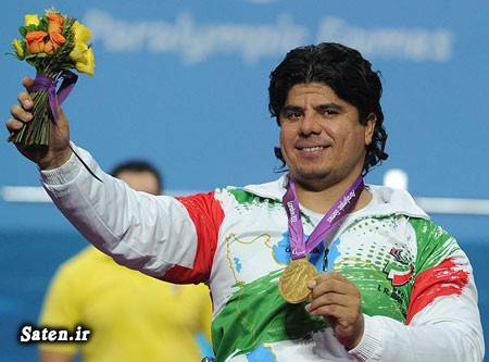 بیوگرافی مجید فرزین اخبار وزنه برداری اخبار اردبیل Majid Farzin