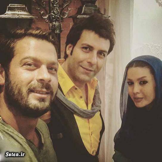 همسر مجید واشقانی سریال پشت بام تهران بیوگرافی مجید واشقانی بیوگرافی بازیگران اینستاگرام مجید واشقانی majid vasheghani