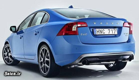 محصولات جیلی قیمت خودروهای چینی در ایران قیمت خودرو جیلی خودروی چینی Volvo S60 geely s60