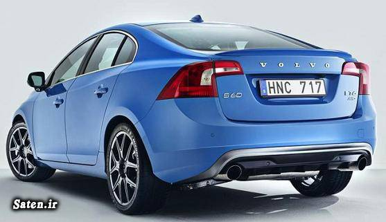 محصولات جیلی قیمت خودرو جیلی خودروی چینی Volvo S60 geely s60