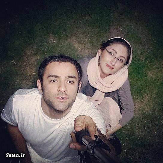 علی عامل هاشمی و همسرش