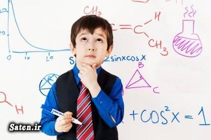 کودک باهوش فرزند باهوش روانشناسی راز نابغه شدن دکتر روانشناس خوب تقویت هوش افراد باهوش
