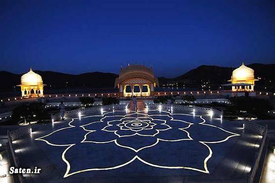 کاخ جال محل سفر به هند زیباترین مناطق توریستی توریستی هند Jal Mahal