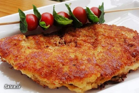 کوکو مرغ کوکو چخرتمه غذای خوشمزه بهترین سایت آشپزی آموزش غذای ایرانی آموزش آشپزی