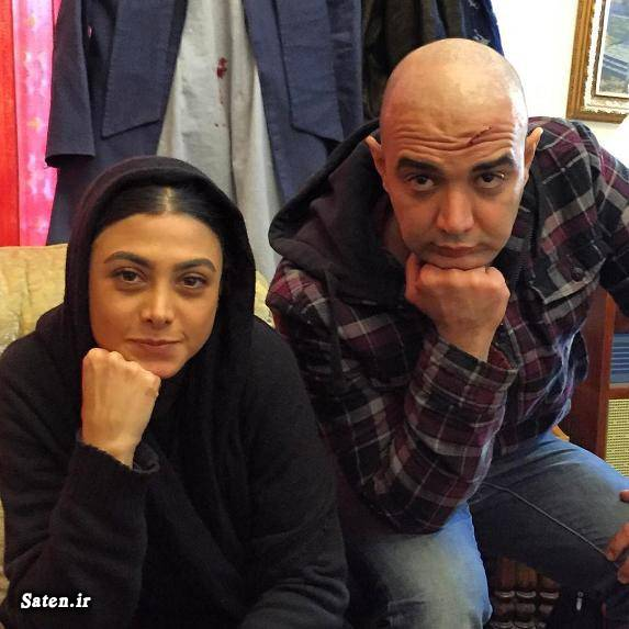 همسر نوید خداشناس همسر بازیگران سریال پشت بام تهران بیوگرافی نوید خداشناس ازدواج بازیگران