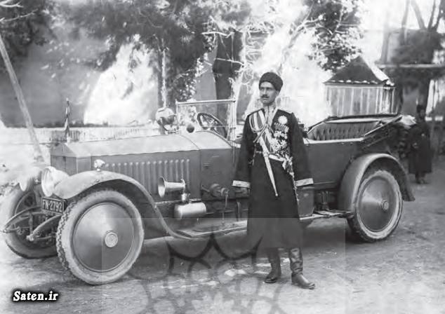 سوابق رضا خان زندگینامه رضا شاه بیوگرافی رضا شاه