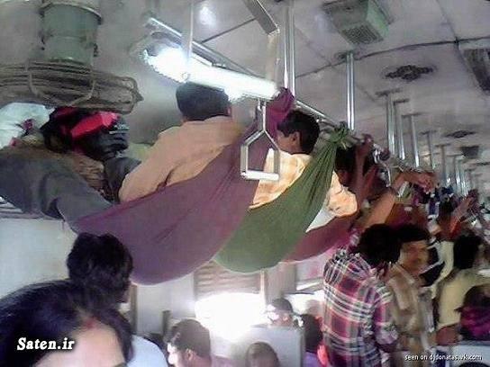 قطار در هند عکس هند زندگی در هند اخبار هند