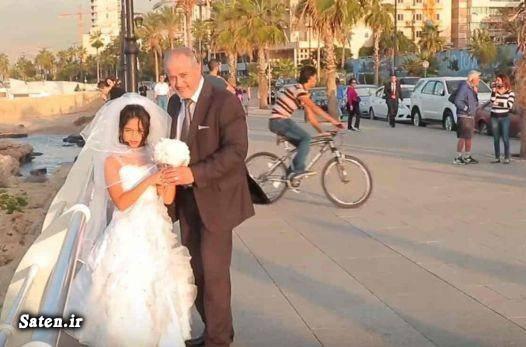 عکس عروسی عروس لبنانی زندگی در لبنان دختر لبنانی