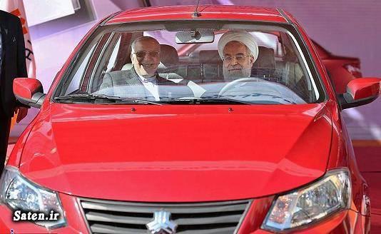 مشخصات ساینا خودرو حسن روحانی بیوگرافی حسن روحانی