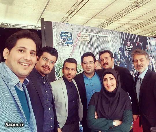 همسر محمدحسین میثاقیان گزارشگر فوتبال بیوگرافی محمدحسین میثاقیان بیوگرافی گزارشگران