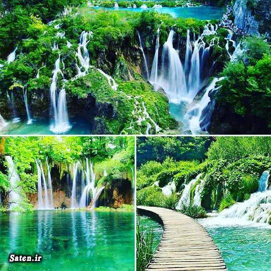 عکس آبشار زیباترین مناطق گردشگری زیباترین مناطق توریستی زیباترین آبشار
