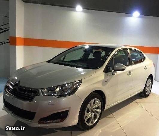 قیمت محصولات سایپا قیمت سیتروئن قیمت خودرو جدید citroen c4
