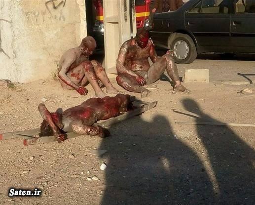 حوادث چهارشنبه سوری حوادث اسلامشهر چهارشنبه سوری انفجار مواد محترقه انفجار ترقه اخبار اسلامشهر