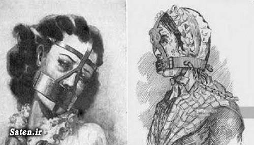 مجازات زنان قرون وسطی زنان پر حرف تنبیه زنان