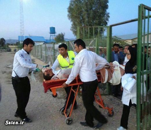 سقوط بالگرد دریاچه مهارلو حوادث فارس حوادث شیراز بالگرد هلال احمر اخبار شیراز