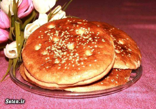 نان فطیر طرز تهیه فطیر بهترین سایت آشپزی آموزش پخت فطیر آموزش آشپزی