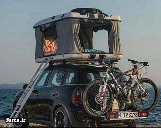 عکس خلاقیت خودرو مسافرتی خودرو سفر خلاقیت