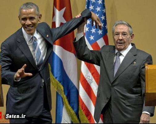 زندگی در کوبا رائول کاسترو تحقیر باراک اوباما بیوگرافی باراک اوباما اخبار کوبا