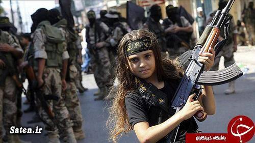 دختر داعش جنایات داعش اعدام داعش اخبار داعش