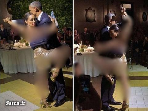 همسر باراک اوباما رقص رئیس جمهور رقص باراک اوباما رقص آمریکایی آموزش رقص تانگو