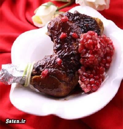 مرغ ترش غذای شمالی بهترین سایت آشپزی آموزش غذای ایرانی آموزش آشپزی