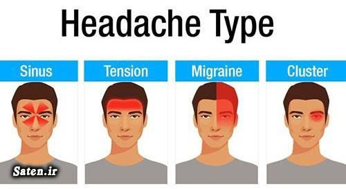 مجله سلامت عامل سردرد سردرد میگرنی سردرد سینوس درمان سردرد