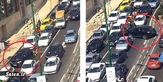 زندگی در تهران خودرو شاسی بلند اخبار تهران