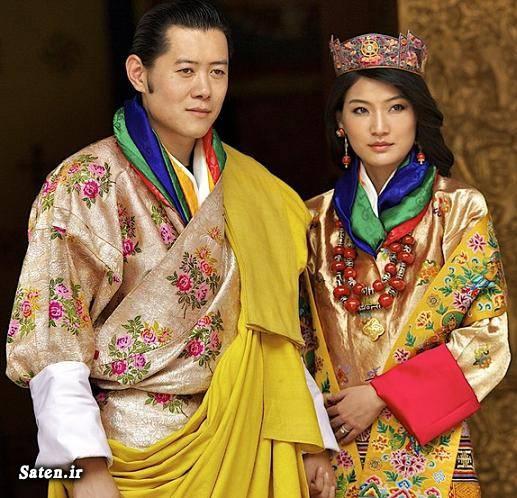 کشور بوتان پادشاه بوتان بودایی Bhutan