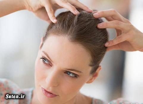 متخصص پوست و مو سلامتی پوست و مو سفید شدن مو درمان خانگی