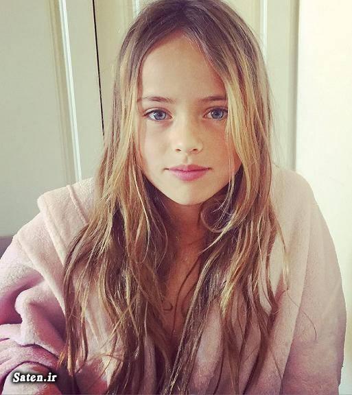 عکس دختر زیبا دختر خوشگل بیوگرافی کریستینا پیمنووا supermodel Kristina Pimenova