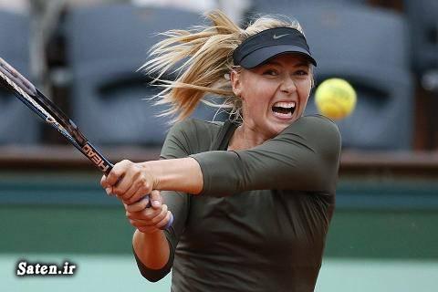 دختر زیبا دختر روسی تنیس زنان بیوگرافی ماریا شاراپووا اخبار ورزشی Maria Sharapova