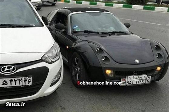 مشخصات مینی رودستر قیمت بنز اسمارت رودستر Smart Roadster